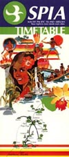 SPIA - South Pacific Island Airways 1979