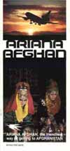 Ariana Afghan Airlines 1983