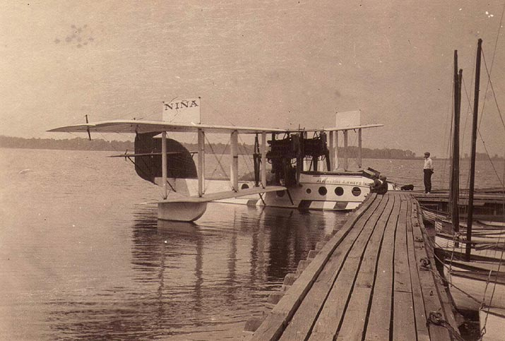 Aeromarine Model 75 'Niña'